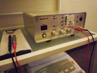 sunsorit(サンソリット)イオン導入器